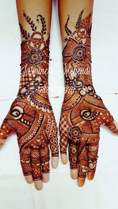 Basic Mehndi Designs, Beginner Henna Designs, Wedding Mehndi Designs, Dulhan Mehndi Designs, Latest Mehndi Designs, Mehndi Designs For Hands, Henna Mehndi, Mehendi, Mehndi Design Pictures