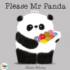 """Favorite new book for kinder and firsties- """"Please Mr. Panda"""""""