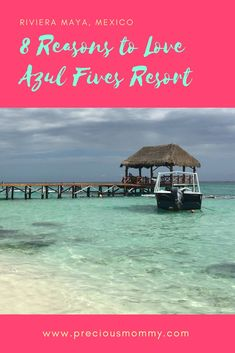 Riveira Maya is one of the vacation capitals of the world with resorts in Cancun being at the top of the most popular escape destinations. Recently our fam