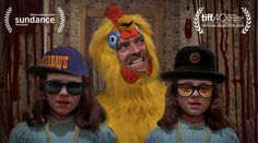 The Chickening Film Remix by Nick DenBoer & Davy Force Microfilm (04:40) Official selection of TIFF 2015 and Sundance 2016.