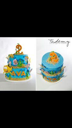 Makayla's 2nd birthday cake