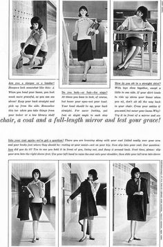 Colleen Corby article 1964 manners 2 | Flickr - Photo Sharing!