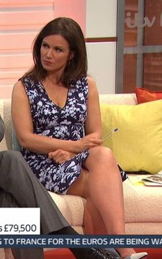 Susanna always showing those  loverly legs
