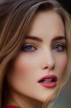 Transform Your Looks With This Advice Girl Face, Woman Face, Most Beautiful Eyes, Pretty Eyes, Interesting Faces, Covergirl, Beauty Women, Blonde Beauty, Anna Kendrik