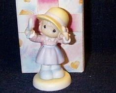 Precious Moments I'm A Reflection Of Your Love Figurine MIB LE*