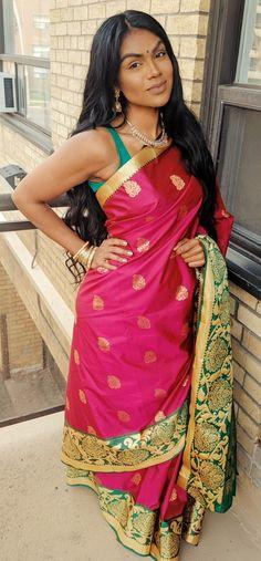 Sari, Fashion, Saree, Moda, La Mode, Fasion, Fashion Models, Saris, Trendy Fashion