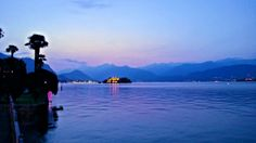My holiday tips: Stresa, Lago Maggiore, Italy Italy, Celestial, Sunset, Mountains, Holiday, Tips, Nature, Travel, Outdoor