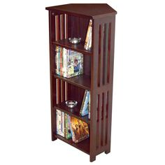 Solid Wood DVD Cabinet