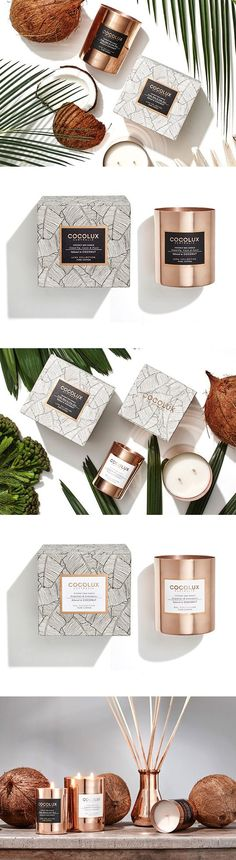 COCOLUX AUSTRALIA | LUXURY NATURAL CANDLES - Luxury Beauty - amzn.to/2hZFa13 luxury beauty products - http://amzn.to/2hu7dbB