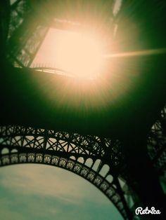 Con il riflesso del sole