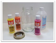 A quick project ...... How to Use Mod Podge Sheer Colors by Chris Williams