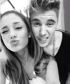 Ariana Grande + Justin Bieber