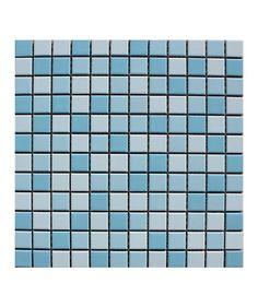 Pool Mediterranean 23x23mm Mosaic