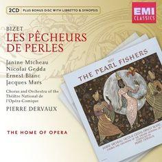 The Pearl Fishers CD + Libretto