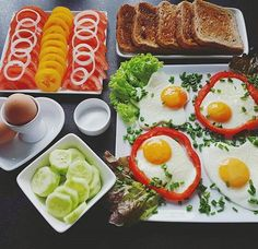 Real Food Recipes, Snack Recipes, Healthy Recipes, Snacks, Healthy Meals, Let Them Eat Cake, Cobb Salad, Food Porn, Breakfast Ideas