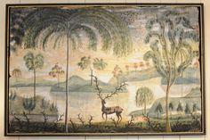 Mississippi Sisters: The Trees of Muralist Kevin Paulsen Primitive Painting, Historical Art, True Art, Mural Painting, Landscape Paintings, Art Paintings, Landscapes, Folk Art, Art Decor