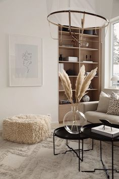 Home Decoration Ideas Handmade .Home Decoration Ideas Handmade Beige Living Rooms, Boho Living Room, Living Room Interior, Home Interior Design, Home And Living, Living Room Decor, Bedroom Decor, Beige Room, Beige And White Living Room