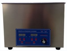 Adjustable Power Ultrasonic Cleaner 15L