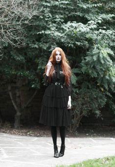 Women Clothing Names Witch Fashion, Uk Fashion, Gothic Fashion, Fashion Outfits, Girl Fashion, Alternative Outfits, Alternative Fashion, Narnia Wardrobe, Olivia Emily