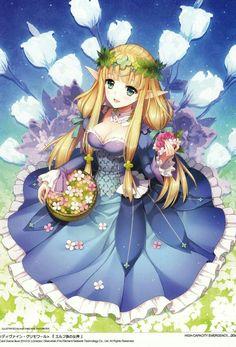 Anime Girl An2A