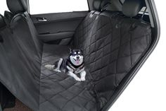 Dog Seat Cover ,FOSHE Waterproof Back Seat Cover for Cars,SUVs,Trucks with Dog Hammock,Seat Anchors,Nonslip Net.Dual Use for Picnic Mat * Click image to review more details.
