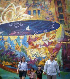 Mural Mile Walking Tours   Mural Arts Program