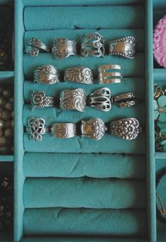//\\// Silver Spoon Jewelry \\//\\                                                                                                                                                                                 More