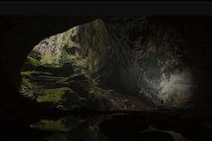 Fascinerende opnames van een drone in de grootste grot ter wereld