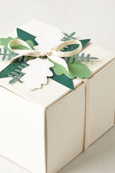Holiday wrapping - Jenna McBride