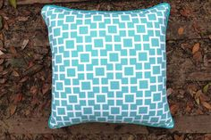 Lattice Ice  one cool design in in ice blue  by JulieAlvesDesigns, $60.00