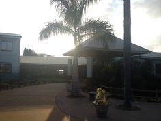 Harare Zimbabwe Branch Entrance