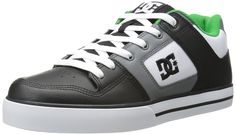 Amazon.com  DC Men s Pure Action Sports Shoe  DC SHOE CO USA  40f2009028e2