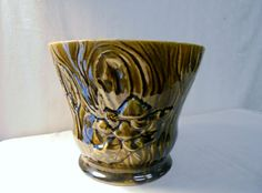 Hey, I found this really awesome Etsy listing at https://www.etsy.com/listing/257300276/brush-mccoy-art-pottery-usa-b-220-10
