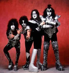 Kiss Band | kiss often stylized as kiss is an american hard rock band formed in ...