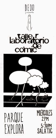Comic Book Nigger: Dedo presenta Taller: TALCOH (sesión 2b)