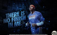 Carmelo Anthony Knicks Wall by IshaanMishra on DeviantArt