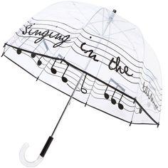 Felix Rey Singing in the Rain Umbrella ($65) ❤ liked on Polyvore