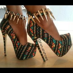 to spice up your shoes, just buy a nice ankle accessory/chain.. they're real inexpensive