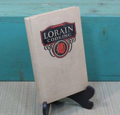 Lorain Cooking 1930 Cookbook American Stove by 13thStreetEmporium, $14.00
