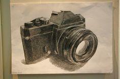 old camera sketch - Google Search Camera Art, Digital Camera, Camera Sketches, Video Footage, View Image, Photo Editing, Drawings, Creative, Sketch Drawing