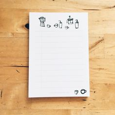 #kgostationery: Hook the iced latte to my veins guys ! Two coffees in to today and we're powering through a massive to do list - tick tick tickity ticking things off