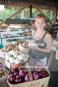 Stock Photo : proud shopper