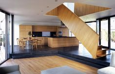 Alison Brooks Architects _ Salt House _ Essex _ Photo Interior Living Room 2