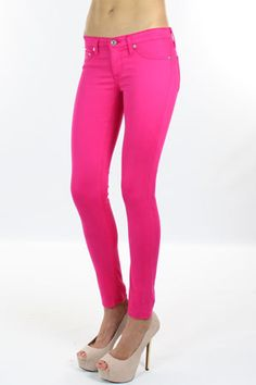 fab color!!  ag jeans