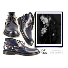 A fashion look created by Nura-Fashion featuring Frame, Authentic Fabi Leather Italian Designer Shoes Blue New Blue Shoes, Men's Shoes, Dress Shoes, Designer Shoes, Fashion Shoes, Oxford Shoes, Leather, Shopping, Style
