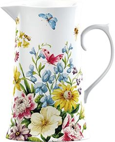 Creative Tops Small Porcelain Katie Alice English Garden Jug in Home, Furniture & DIY, Cookware, Dining & Bar, Tableware, Serving & Linen | eBay
