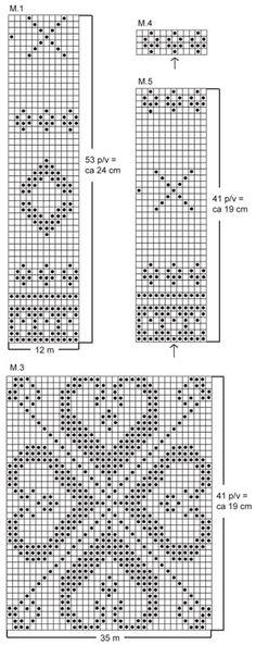 """DROPS 116-30 - Gebreid DROPS vest van """"Alaska"""" met Noors patroon. Maat S - XXXL - Free pattern by DROPS Design"""