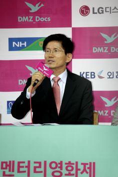 기자회견 2013
