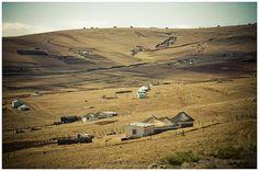 Transkei village , South Africa