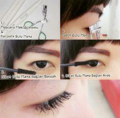 How to use Mascara